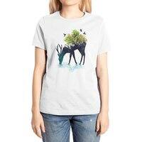 Watering (A Life Into Itself) - womens-extra-soft-tee - small view
