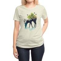 Watering (A Life Into Itself) - womens-regular-tee - small view