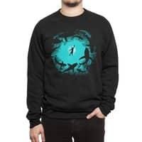 The Deep - crew-sweatshirt - small view