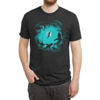 The Deep - mens-triblend-tee - small view