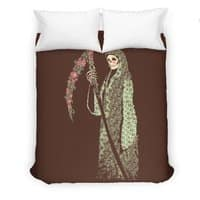 Grim Poetry - duvet-cover - small view