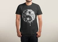 Pet Taoism - mens-triblend-tee - small view