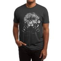 Time Travel - mens-triblend-tee - small view