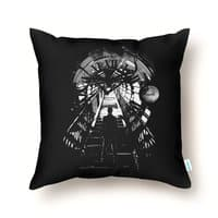 Time Travel - throw-pillow - small view