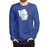 Occupy The Fridge  - mens-long-sleeve-tee - small view