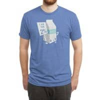 Occupy The Fridge  - mens-triblend-tee - small view