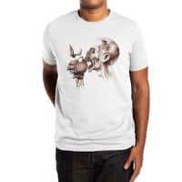 Vegetarian Zombie - mens-extra-soft-tee - small view