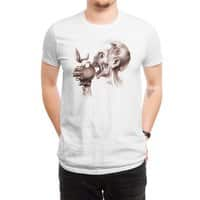 Vegetarian Zombie - mens-regular-tee - small view