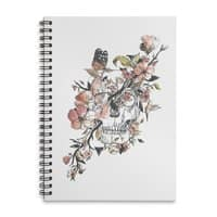 La Dolce Vita  - spiral-notebook - small view