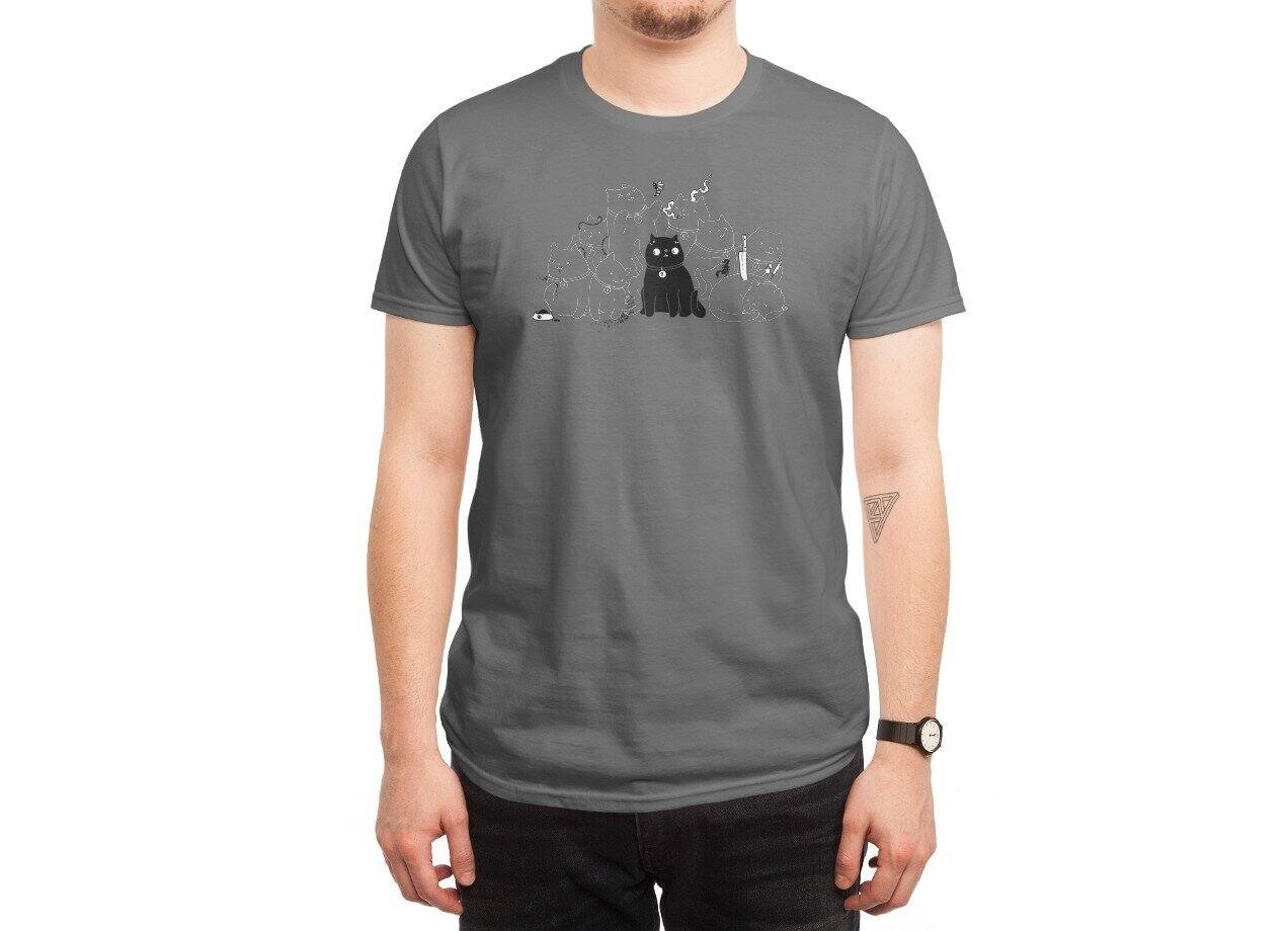 Katte-t-skjorte