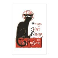 A French Ninja Cat! - small view