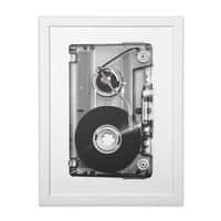 Prototype - white-vertical-framed-print - small view