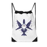It's a Bird? It's a Plane?... - drawstring-bag - small view
