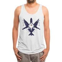 It's a Bird? It's a Plane?... - mens-triblend-tank - small view