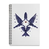 It's a Bird? It's a Plane?... - spiral-notebook - small view