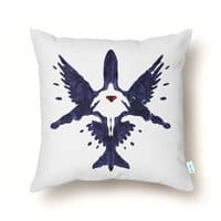 It's a Bird? It's a Plane?... - throw-pillow - small view