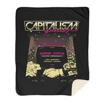 Capitalism Games - blanket - small view