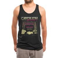 Capitalism Games - mens-triblend-tank - small view