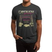 Capitalism Games - mens-triblend-tee - small view