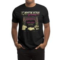 Capitalism Games - mens-regular-tee - small view