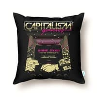 Capitalism Games - throw-pillow - small view