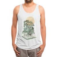 My Jungle Book - mens-triblend-tank - small view