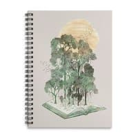 My Jungle Book - spiral-notebook - small view