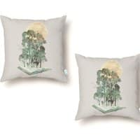 My Jungle Book - throw-pillow - small view