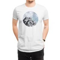 How Many Roads? - mens-regular-tee - small view