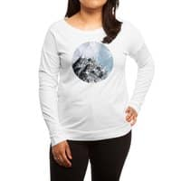 How Many Roads? - womens-long-sleeve-terry-scoop - small view