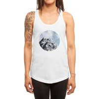 How Many Roads? - womens-racerback-tank - small view