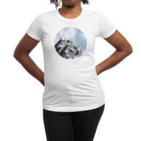 How Many Roads? - womens-regular-tee - small view