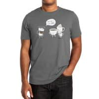 Coffee That's Always Late - mens-extra-soft-tee - small view