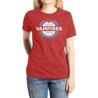 Vote Vampires! - womens-extra-soft-tee - small view
