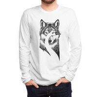 Beauty or Beast - mens-long-sleeve-tee - small view