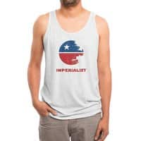 Vote Imperial - mens-triblend-tank - small view