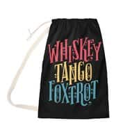 Whiskey Tango Foxtrot - laundry-bag - small view