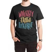 Whiskey Tango Foxtrot - mens-extra-soft-tee - small view