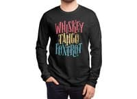 Whiskey Tango Foxtrot - mens-long-sleeve-tee - small view