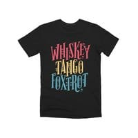 Whiskey Tango Foxtrot - mens-premium-tee - small view