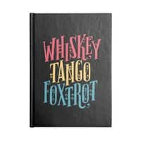 Whiskey Tango Foxtrot - notebook - small view