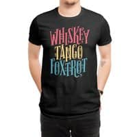 Whiskey Tango Foxtrot - mens-regular-tee - small view
