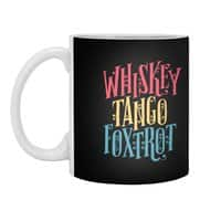 Whiskey Tango Foxtrot - white-mug - small view