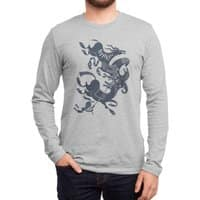 It's Just My Imagination Running Away With Me - mens-long-sleeve-tee - small view