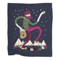 The Night Sky Maker - blanket - small view