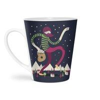 The Night Sky Maker - latte-mug - small view
