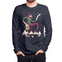 The Night Sky Maker - mens-long-sleeve-tee - small view