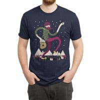 The Night Sky Maker - mens-triblend-tee - small view