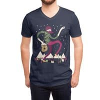 The Night Sky Maker - vneck - small view