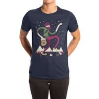 The Night Sky Maker - womens-extra-soft-tee - small view